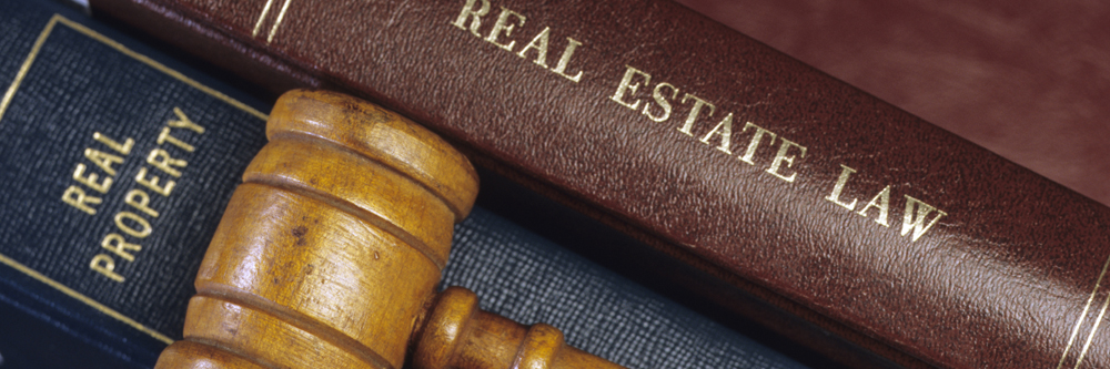real estate law The real property, trust and estate law section is a leading national forum for lawyers, and currently has over 30,000 members the real property division focuses on legal.